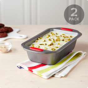 "Tasty 9"" x 5"" Non-Stick Loaf Pan"