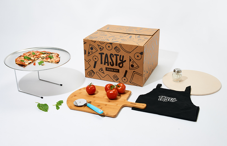 Get the Tasty Pizza Kit