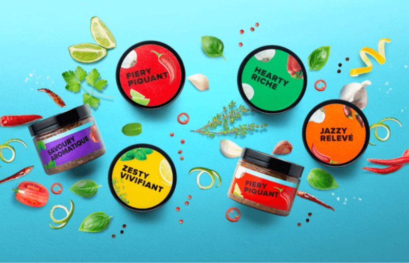 Introducing the Tasty Spice Kit
